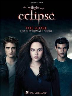 The Twilight Saga - Eclipse Film Score (Easy Piano) Books | Piano