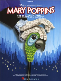 Mary Poppins - The Broadway Musical Books | Piano