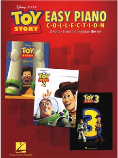 Toy Story - Easy Piano Collection Books | Piano