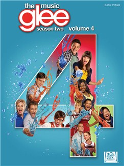 Glee Songbook: Season 2 Volume 4 - Easy Piano Songbook Books | Piano