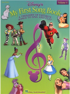 Disney's My First Songbook - Volume 4 Books | Piano