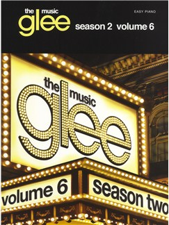 Glee Songbook: Season 2, Volume 6 (Easy Piano) Books | Piano