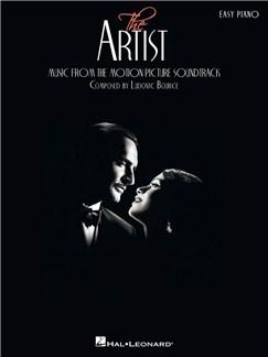 Ludovic Bource: The Artist (Easy Piano) Books | Piano