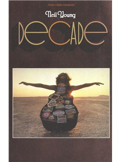 Neil Young: Decade Books | Piano