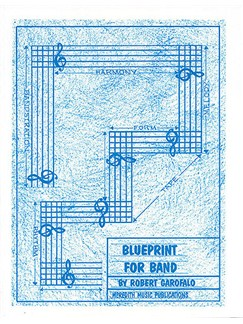 Blueprint for band books books about music musicroom blueprint for band books ensemble big band concert band malvernweather Image collections