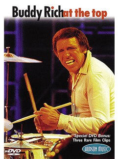 Buddy Rich: At The Top DVD DVDs / Videos | Drums