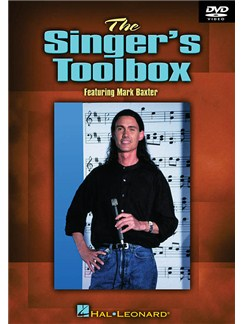 The Singer's Toolbox DVD DVDs / Videos | Voice