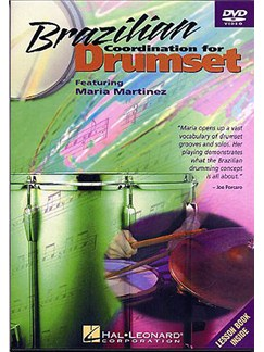 Brazilian Coordination For Drumset DVDs / Videos | Percussion