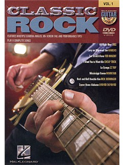 Guitar Play-Along DVD Volume 1: Classic Rock DVDs / Videos | Guitar