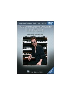 John Novello: The Contemporary Keyboardist - The Basics DVD DVDs / Videos | Keyboard