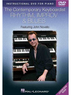 The Contemporary Keyboardist: Rhythm, Improv And Blues DVDs / Videos | Keyboard