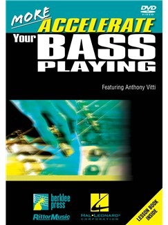 More Accelerate Your Bass Playing DVDs / Videos | Bass Guitar