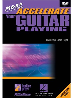 More Accelerate Your Guitar Playing DVDs / Videos | Guitar