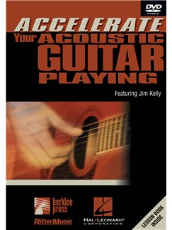 Accelerate Your Acoustic Guitar Playing DVDs / Videos | Acoustic Guitar