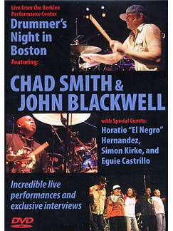 Drummer's Night In Boston 2005 DVDs / Videos | Drums