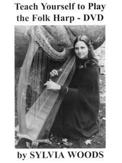 Sylvia Woods: Teach Yourself To Play The Folk Harp (DVD) DVDs / Videos | Harp