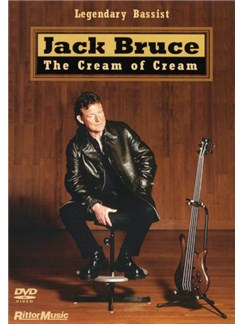 Jack Bruce: The Cream Of Cream DVDs / Videos | Bass Guitar