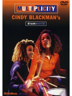 Cindy Blackman: Multiplicity DVDs / Videos | Drums