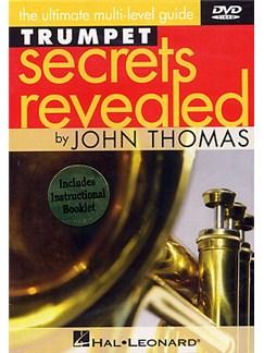 John Thomas: Trumpet Secrets Revealed DVDs / Videos   Trumpet