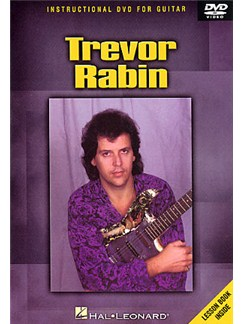 Trevor Rabin: Instructional DVD For Guitar DVDs / Videos | Guitar