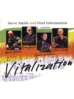 Steve Smith and Vital Information: Vitalization CDs |
