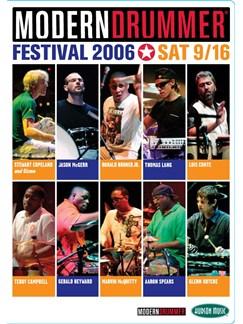 Modern Drummer Festival 2006 - Saturday 9/16 (2 DVD) DVDs / Videos | Drums