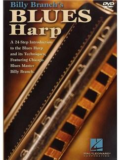 Billy Branch's Blues Harp: Harmonica DVD DVDs / Videos | Harmonica