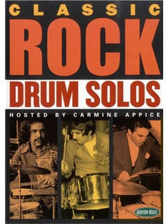 Classic Rock Drum Solos (DVD) DVDs / Videos | Drums