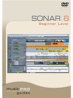 Sonar 6 - Beginner Level DVDs / Videos |