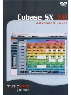 Cubase SX 3.0 Advanced Level DVD (Music Pro Guides) DVDs / Videos |