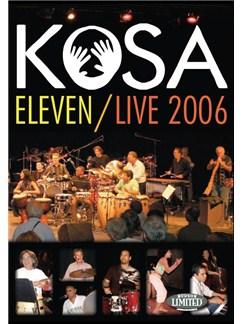 Kosa: Eleven/Live 2006 DVDs / Videos | Drums