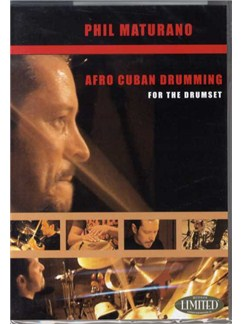 Phil Maturano: Afro Cuban Drumming DVDs / Videos | Drums, Percussion