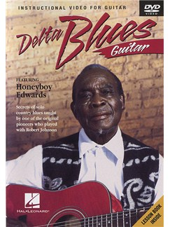 Delta Blues Guitar Featuring Honeyboy Edwards (DVD) DVDs / Videos | Guitar