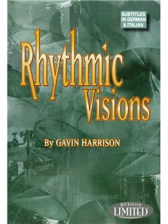 Gavin Harrison: Rhythmic Visions DVDs / Videos | Drums