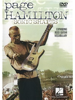 Page Hamilton: Sonic Shapes - Expanding Rock Guitar Vocabulary DVDs / Videos | Guitar Tab, Guitar