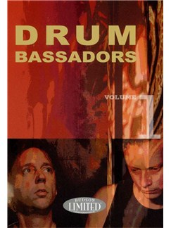 Drum Bassadors - Volume 1 (DVD) DVDs / Videos | Drums