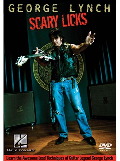 George Lynch: Scary Licks (DVD) DVDs / Videos | Guitar Tab