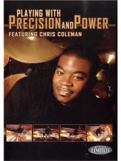 Playing With Precision And Power (DVD) DVDs / Videos | Drums