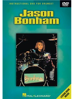 Jason Bonham Instructional DVD DVDs / Videos | Drums