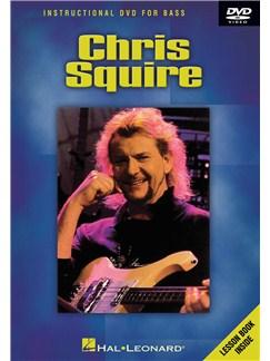 Chris Squire: Instructional DVD for Bass DVDs / Videos | Bass Guitar