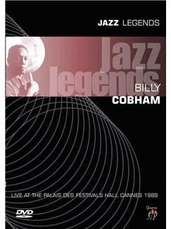 Billy Cobham: Live at the Palais Des Festivals Hall Cannes 1989 DVDs / Videos |