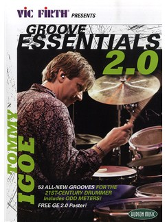 Tommy Igoe: Groove Essentials 2.0 DVDs / Videos | Drums