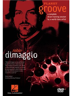 Robin DiMaggio: Planet Groove (DVD) DVDs / Videos | Percussion