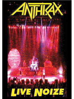 Anthrax - Live Noize DVDs / Videos |