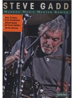 Steve Gadd: The Master Series DVDs / Videos | Drums