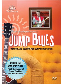 Matthieu Brandt: Jump Blues DVDs / Videos | Guitar