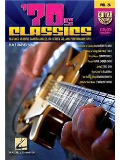 Guitar Play-Along DVD Volume 26: '70s Classics DVDs / Videos | Guitar