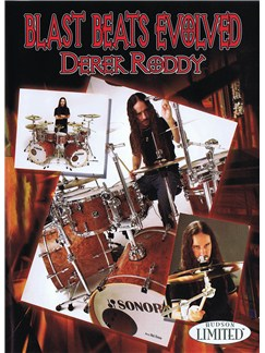 Derek Roddy: Blast Beats Evolved DVDs / Videos | Drums