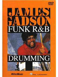 James Gadson: Funk/R&B Drumming DVDs / Videos | Drums
