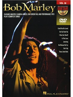 Guitar Play-Along DVD Volume 30: Bob Marley DVDs / Videos | Guitar